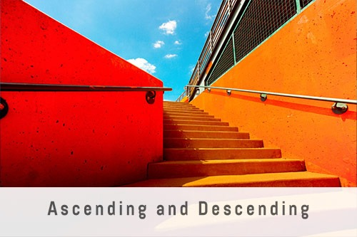 Ascending and Descending