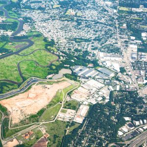 DTW to LGA to MYR – Aerial Photography