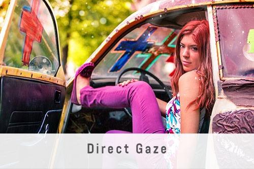 Direct Gaze