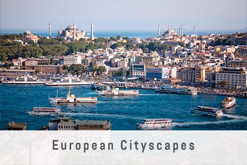 European Cityscapes