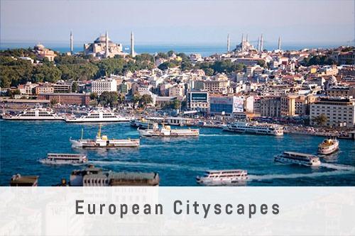 European Cityscapes