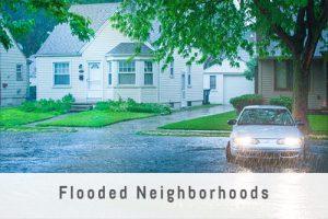 Flooded Neighborhoods