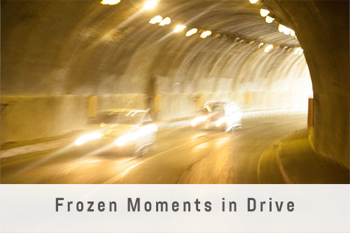 Frozen Moments in Drive