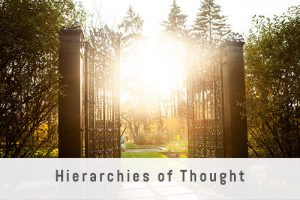 Hierarchies of Thought