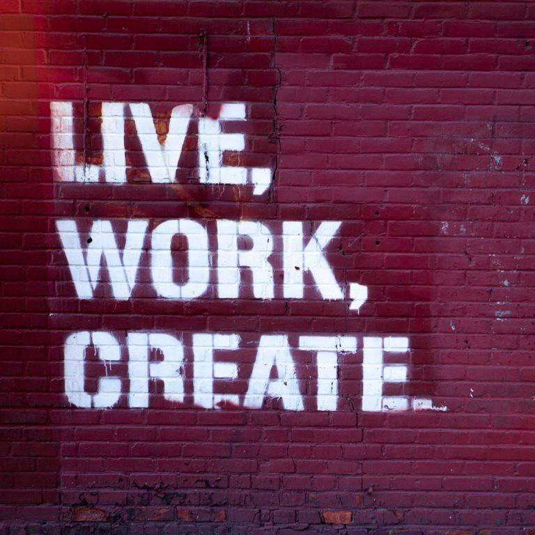 Live-Work-Create