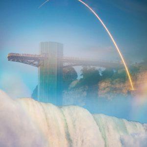 Niagara Falls from Canada and United States