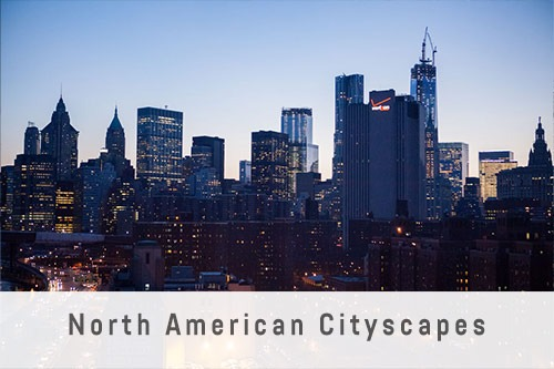 North American Cityscapes