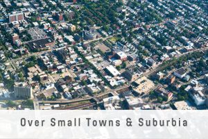 Over Small Towns & Suburbia