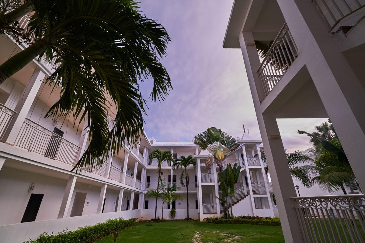 Riu Palace in Jamaica