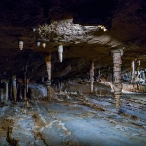 Into Marengo Cave