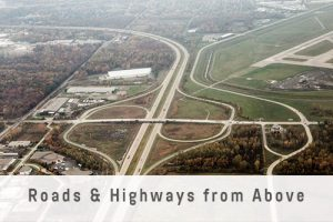 Roads & Highways from Above