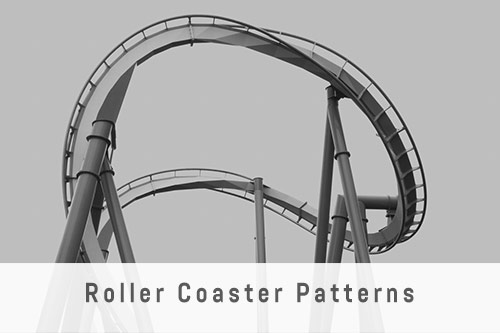 Roller Coaster Patterns Constructed
