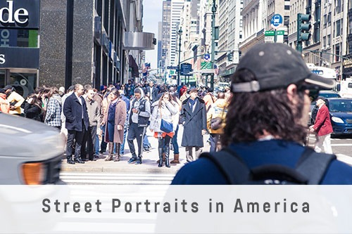 Street Portraits in America